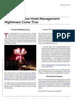 Hotel Management Nightmare Come True