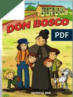 D.Bosco, El Santo de Los Muchachos