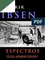 Henrik Ibsen - Espectros