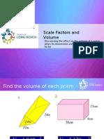 Scale Factors