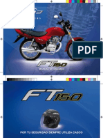 Italika FT150 - Usuario