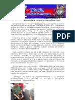 Brigada Internacional Cívico Militar de Rescate y asistencia Humanitaria construyo mercado en Haití