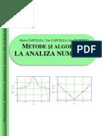 Metode Si Algoritmi La Analiza Numerica Capcelea Maria Capcelea Titu Secrieru Ion