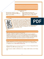AFRS 104W - Writing About American Inequality Syllabus - Spring 2012