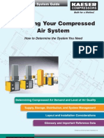 Designing Your Compressed Air System