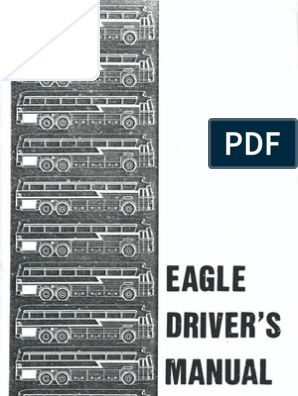 Eagle Driver's Manual | Clutch | Manual Transmission