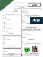 Funções Halogenadas e Sulfuradas
