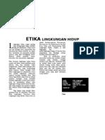 Resensi Etika Lingkungan (Kording)