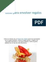 TIPOS DE PAQUETERÍA OBJETOS