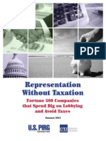 USP RepTax Report[1]