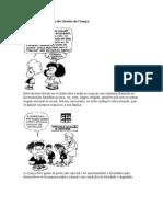 Mafalda e a Declaração dos Direitos da Criança