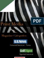 Lecture Slides Print Media