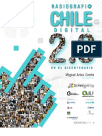 Libro Radiografía Chile Digital 2.0