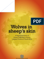 Wolves in a Sheep Skin