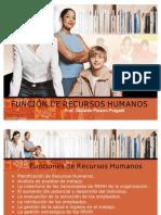 1 Función De Recursos Humanos
