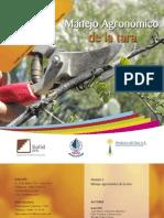 Tara Ayacucho - Manual de manejo agronómico de la tara - Productos del país.