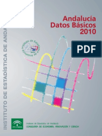Estadísticas Andalucía 2010