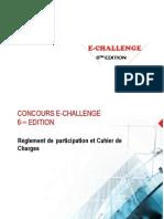 Echallenge SQLI Reglement CPS