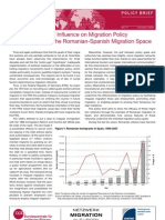 PB11 Migration Networks
