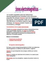 radeaciones electromagnetias