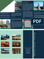 Week9 Hometown Brochure