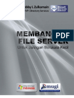 Membangun File Server Untuk Jaringan Kecil
