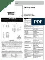 Gefran 600 - Manual PT