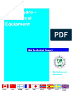 Small Hydro Mechanical Equipment-IEA