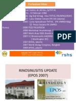 bahan rhinosinusitis rshs