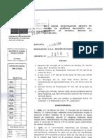 Resolución DGA respecto a la denuncia por Drenes Ilegales en Petorca  resolución 2314