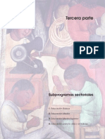 Plan Nacional Educativo 2001-2006