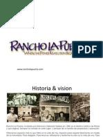 Rancho La Puerta Modificado