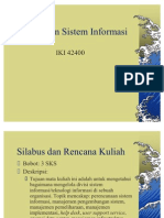 Manajemen Sistem Informasi - IKI 42400