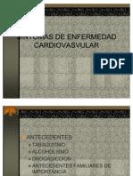 Sintomas de Enfermedad Cardiovasvular