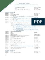 2012 Leadership Conference Program-ScheduleOfEvents
