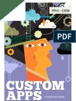 Zoho CRM - Custom Apps Guide