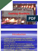 Casting Powders