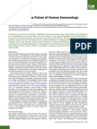 2010 - Vaccines and the Future of Human Immunology