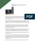 Berita Kliping Perumahan Rakyat Online 19 Januari 2012