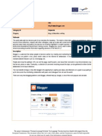 aPLaNet ICT Tools Factsheets_7_Blogger