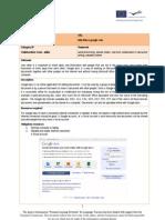 aPLaNet ICT Tools Factsheets_10_Google