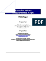 Innovation Metrics Nii