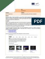 aPLaNet ICT Tools Factsheets_22_Wordle
