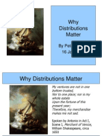Why Distributions Matter ( 16 Jan 2012 )