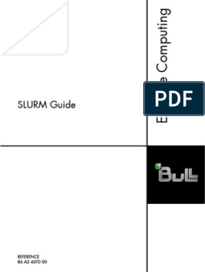Slurm Guide | Scheduling (Computing) | Computer Cluster