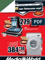 Catalogo Media World Roma Offerte Gennaio