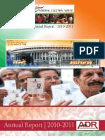 ADR Annual Report 2010-2011 Final