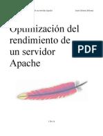 Análisis de rendimiento de Apache
