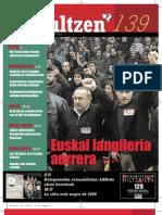 139 iraultzen (aldizkari sindikala, revista sindical, journal syndical)