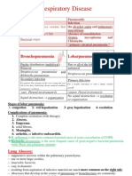ملخص د. سامر رستم - الجهاز التنفسي - تشريح مرضي خاص